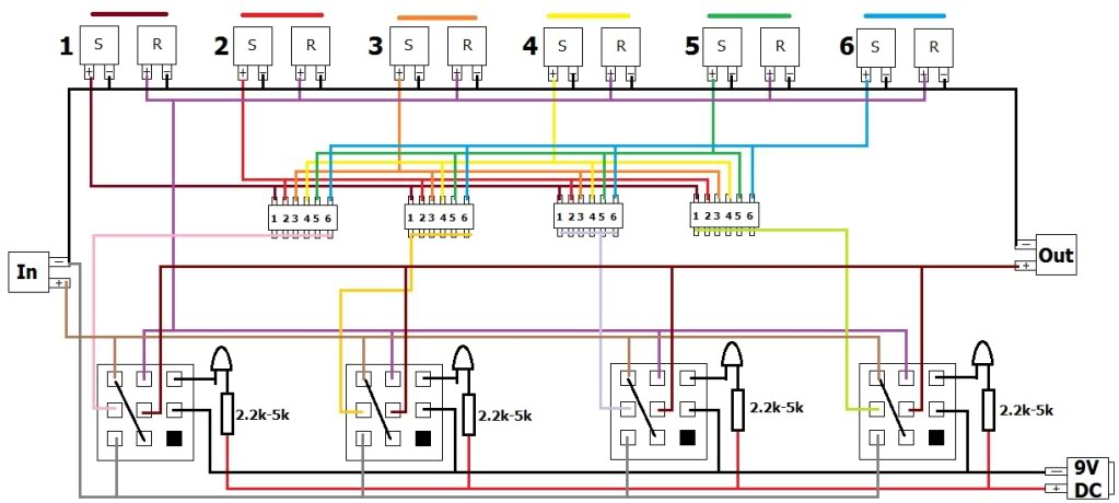 Effects Loop Pedal Schematic - Find Wiring Diagram •