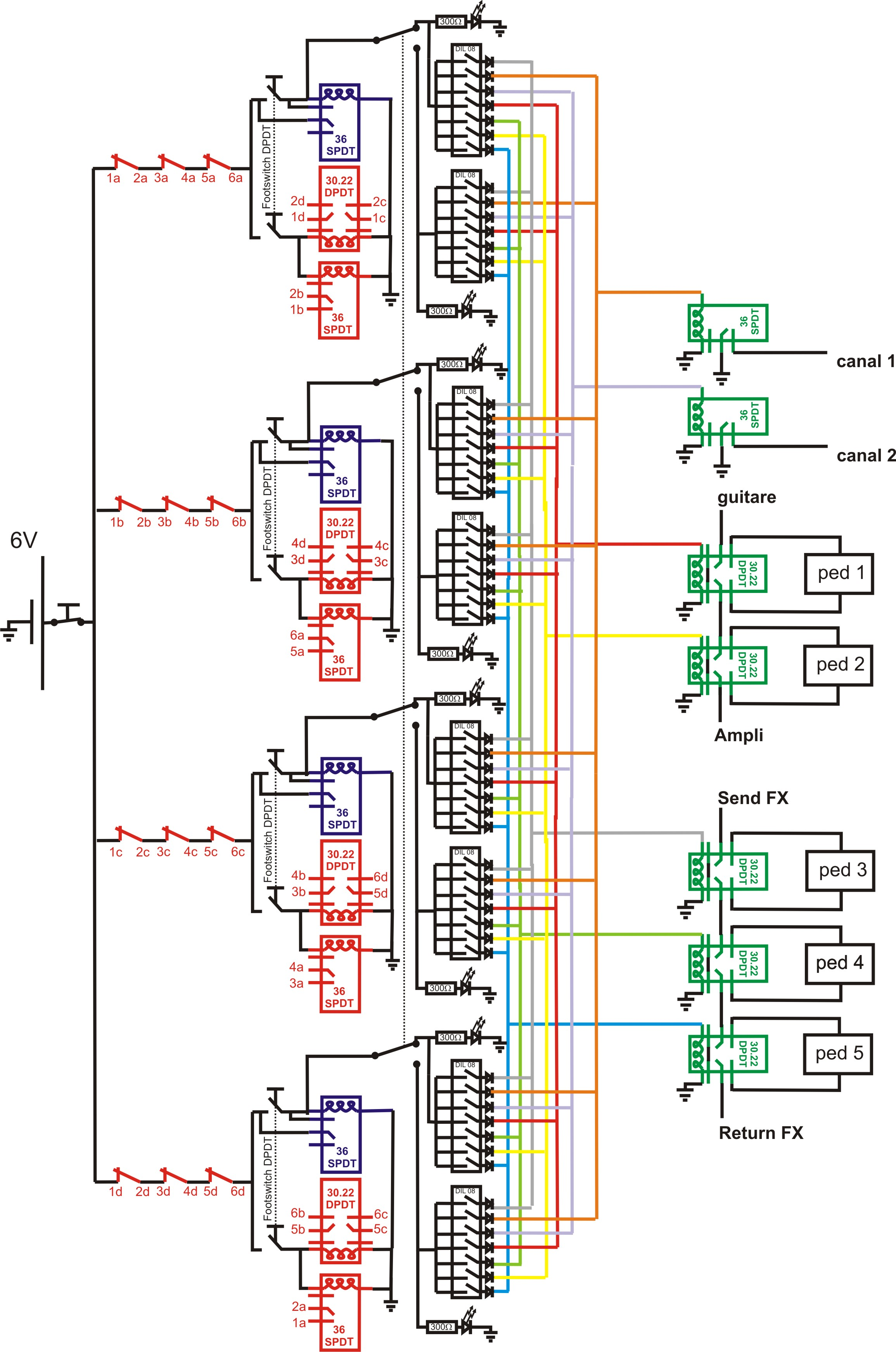 Peavey 2 On Footswitch Wiring Diagram Another Blog About Magnetic Door Switch