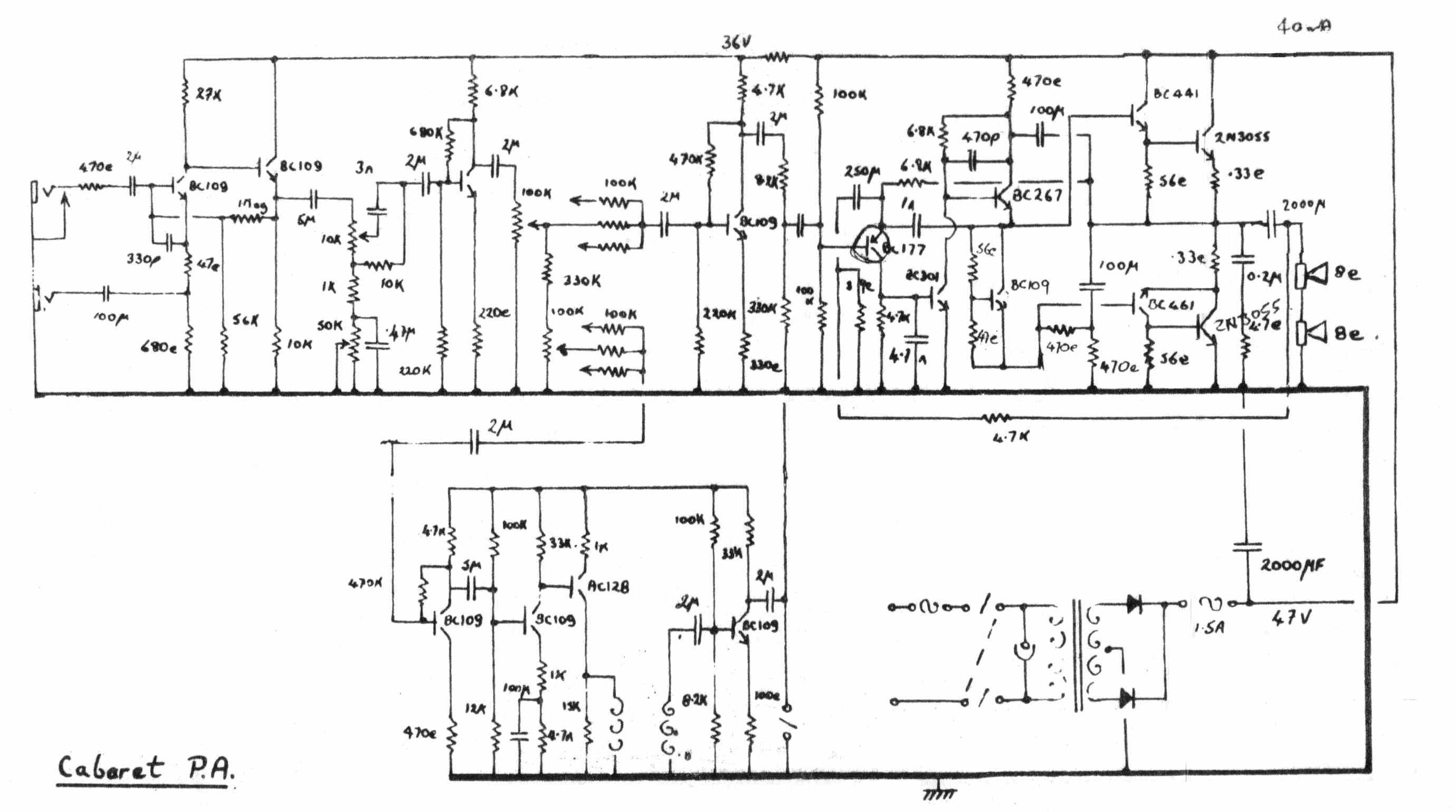 Fender Vibro Ch  Schematic together with 1975 Tremolo Unit Schematic Diy Pedal Analogue also LIght Activated Switch Circuit L56029 moreover Yesanother Diy Pedal Pusher as well s. on tremolo circuit schematic
