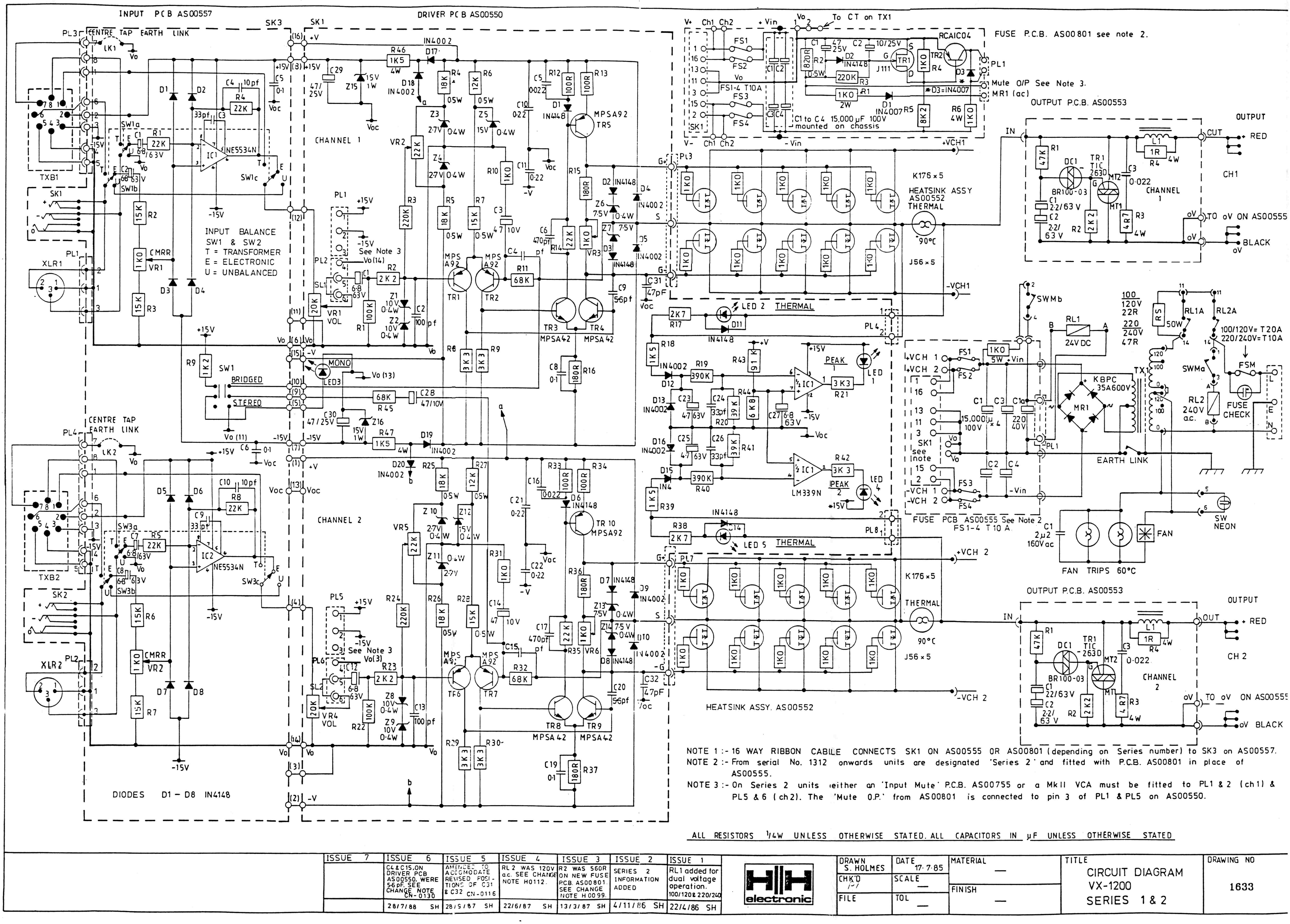 Peavey 5150 Wiring Diagram Page 3 And Schematics 2 Rh Rivcas Org Combo Amp