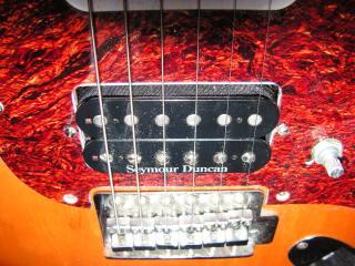 tuning gitary