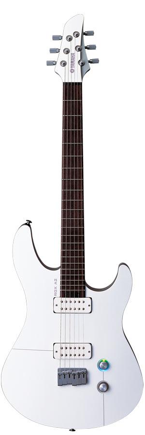 obrazek: Piękna gitara -  - Schematy - Galeria - Yamaha - RGXA2 medium