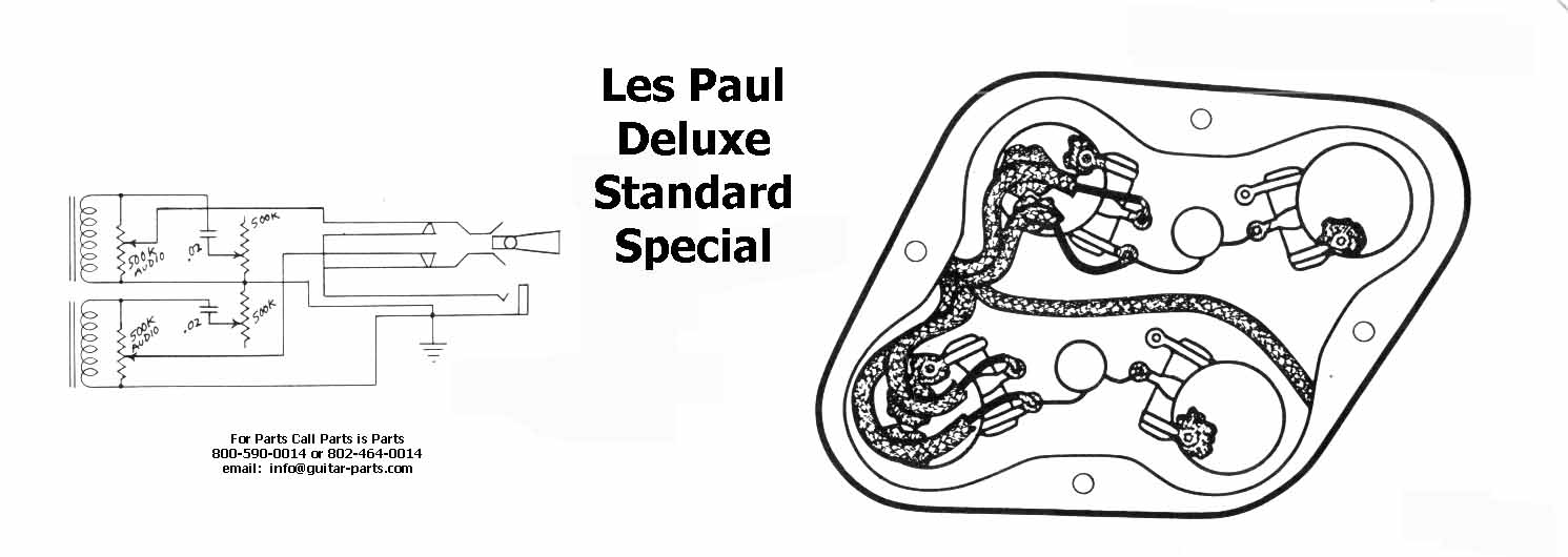 Outstanding Gibson Les Paul Wiring Schematic Embellishment ...