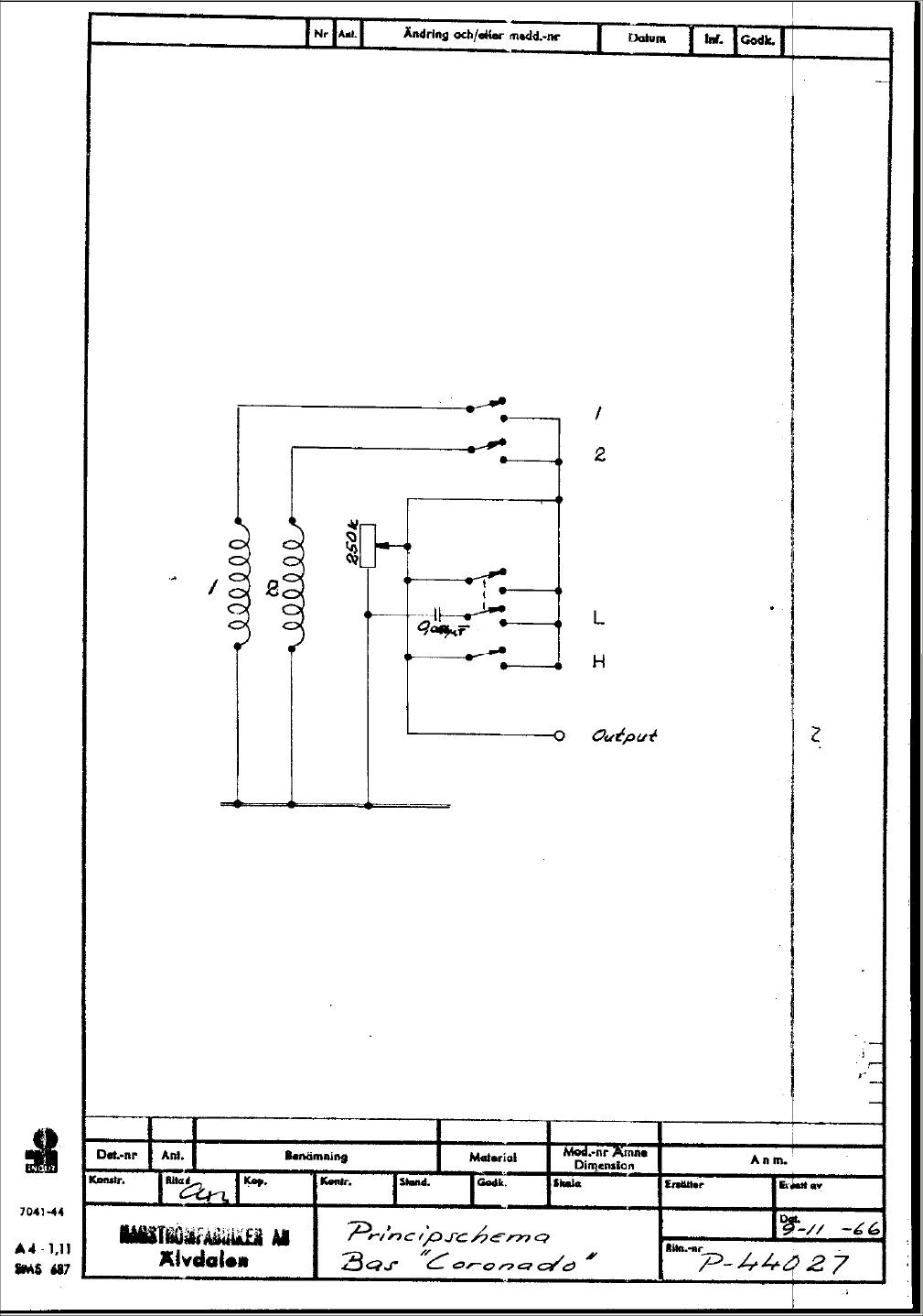 hagstrom wiring diagram   23 wiring diagram images