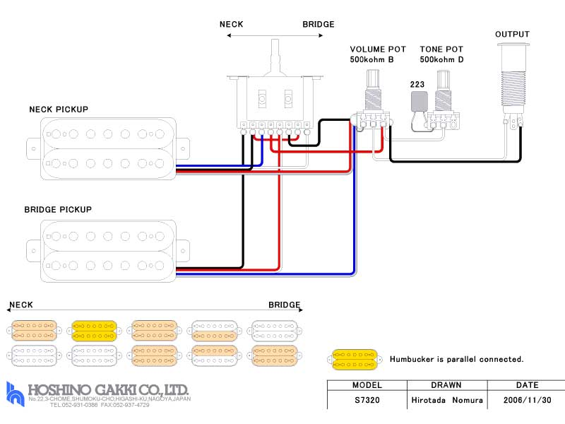 dimarzio wiring diagram hecho trusted wiring diagram u2022 rh soulmatestyle co Gibson Humbucker Wiring 5-Way Switch Wiring Diagram