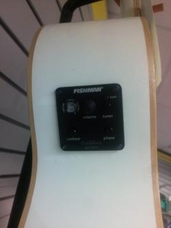 image mini Acoustic Fishman Preamp