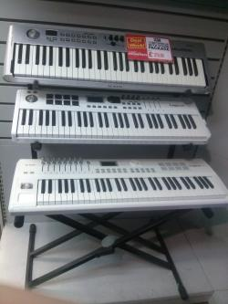 image mini Keyboards, Synthezators etc