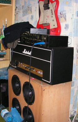 image mini Marshall, Bass, UE-400, ARZ6604 - to byl sound 2