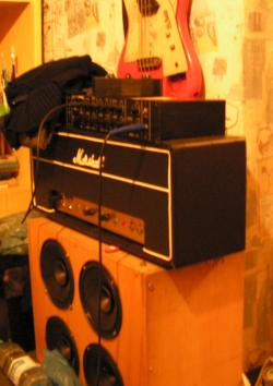 image mini Marshall, Bass, UE-400, ARZ6604 - to byl sound