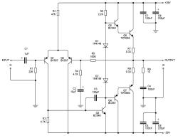 image mini TIP3055 Easy Power Amplifier