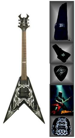 image mini BCRich_Kerry_King_Guitar_Package