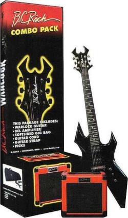 image mini BCRich_Metal_Guitar_Package